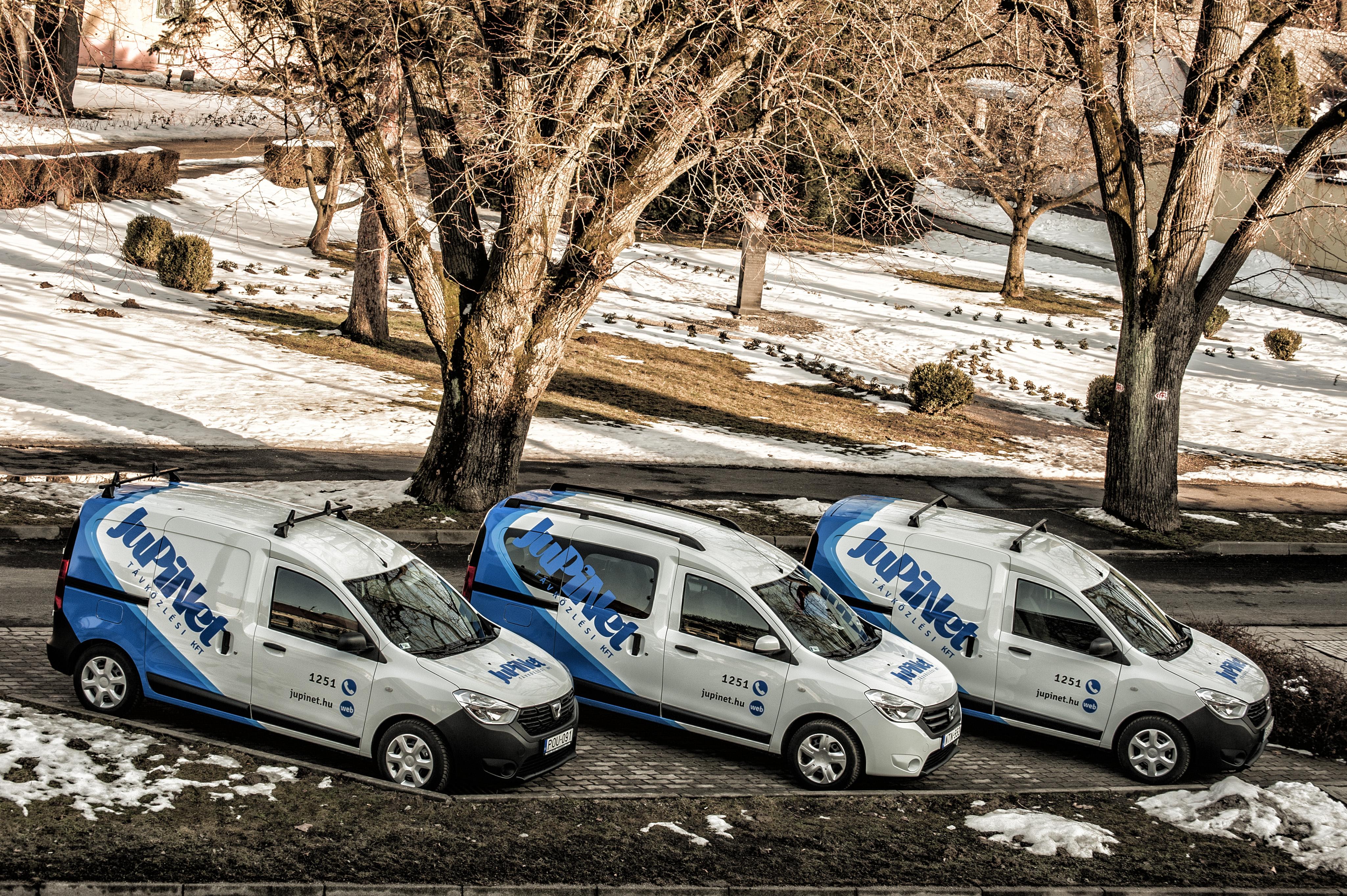 JuPinet gépjárművek